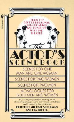 The Actor's Scenebook By Schulman, Michael